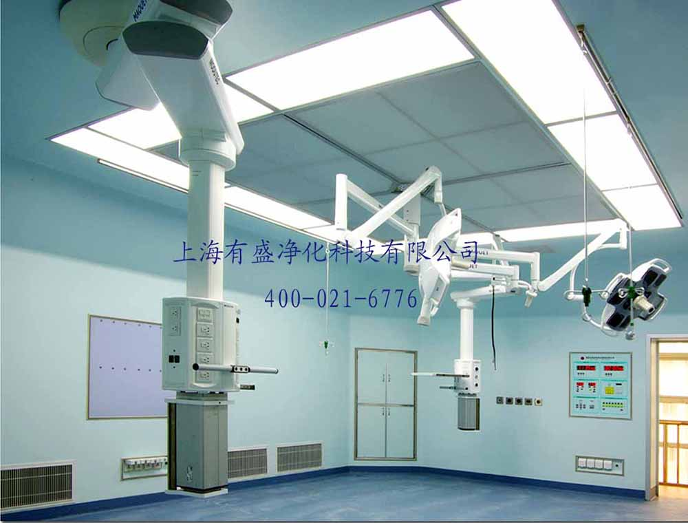医院手术室净化工程设计与施工图片
